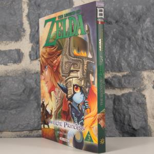 Manga The Legend of Zelda - Twilight Princess (Tome 3) (02)