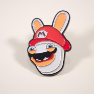 Set De 4 Pin's Exclusif Mario - Lapin (02)