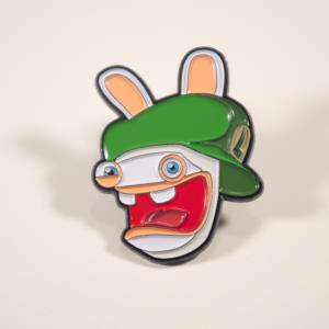 Set De 4 Pin's Exclusif Mario - Lapin (03)