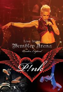 Live from Wembley Arena (cover)