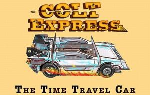 Colt Express - Time Travel Car (promo)