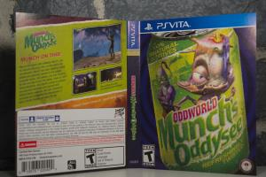 Oddworld - Munch's Oddysee HD (Collector's Edition) (22)