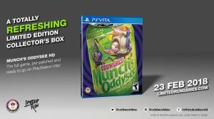 Oddworld - Munch's Oddysee HD (Collector's Edition) (Content 2)
