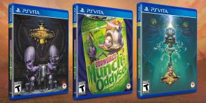 Oddworld - Munch's Oddysee HD (Collector's Edition) (Cover Variants)