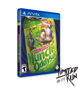 Oddworld - Munch's Oddysee HD (Collector's Edition) (Standard 1)