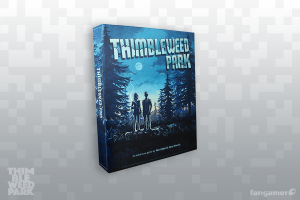 Thimbleweed Park Collector's Game Box (fangamer 01)