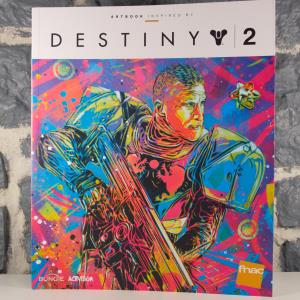 Artbook Inspired by Destiny 2 (01)