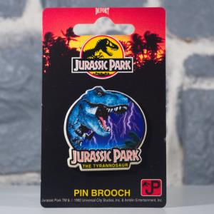 Pin Brooch Jurassic Park - The Tyrannosaur (01)
