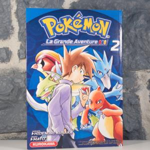 Pokemon - La Grande Aventure Vol.2 (01)