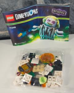 Lego Dimensions - Fun Pack - Beetlejuice (4)