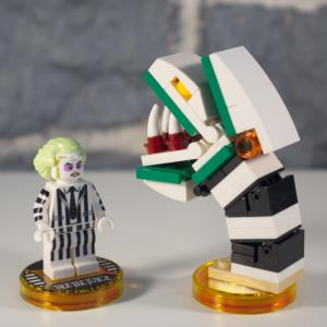Lego Dimensions - Fun Pack - Beetlejuice (6)