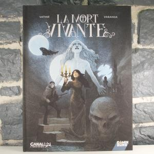 La Mort Vivante (Édition Collector Canal BD) (01)