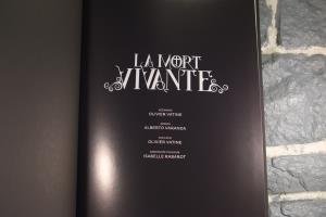 La Mort Vivante (Édition Collector Canal BD) (04)