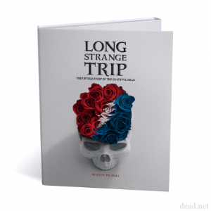 Long Strange Trip- The Untold Story Of The Grateful Dead (Deluxe Edition) (cover)