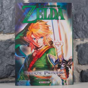Manga The Legend of Zelda - Twilight Princess (Tome 5) (01)