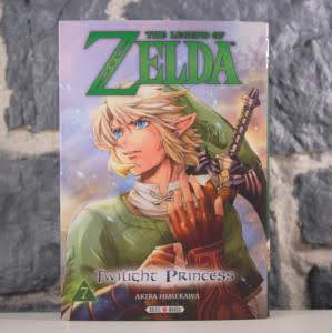 Manga The Legend of Zelda - Twilight Princess (Tome 7) (01)