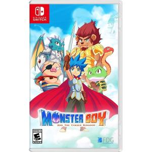 Monster Boy and the Cursed Kingdom (cover 01)