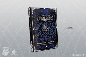 Hollow Knight Wanderer's Journal (fangamer 01)