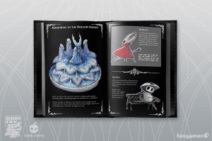 Hollow Knight Wanderer's Journal (fangamer 03)