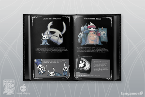 Hollow Knight Wanderer's Journal (fangamer 07)