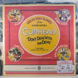 Cuphead ''Don't Deal With the Devil'' (2xLP Vinyl Soundtrack) (USA NEUF Vinyle 12'' (LP) Jeux Vidéo)