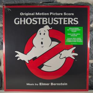 Ghostbusters - Original Motion Picture Score (Music by Elmer Bernstein) (01)