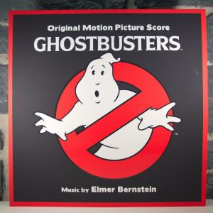 Ghostbusters - Original Motion Picture Score (Music by Elmer Bernstein) (03)