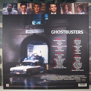 Ghostbusters - Original Motion Picture Score (Music by Elmer Bernstein) (04)