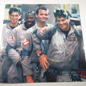 Ghostbusters - Original Motion Picture Score (Music by Elmer Bernstein) (08)