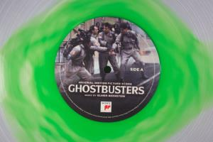Ghostbusters - Original Motion Picture Score (Music by Elmer Bernstein) (11)
