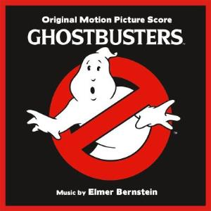 Ghostbusters - Original Motion Picture Score (Music by Elmer Bernstein) (cover 1)