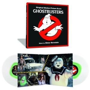 Ghostbusters - Original Motion Picture Score (Music by Elmer Bernstein) (cover 2)